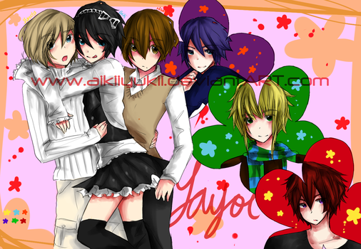 2011 Yayoi Cover by Aii-luv