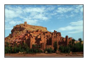 Morocco - Ait Ben-Haddou by murraywilson