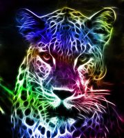 Fractalius Leopard 2 by minimoo64