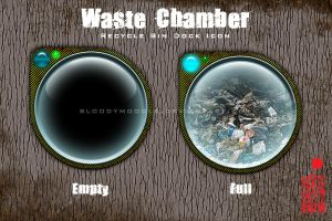 Waste Chamber by BloodyMoogle
