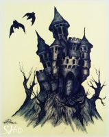Twisted Castle by StephyHolly