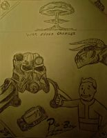 War Never Changes by CaptainCommando10000
