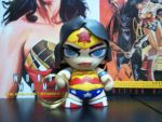 Munny Wonder Woman by KidNotorious
