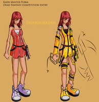 DF contest -Kairi master form by darksorasan