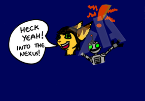 Ratchet and Clank Into The Nexus by Kia350-90812