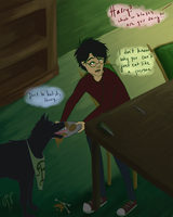 Don't be foolish, Harry. by blindbandit5