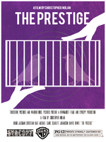 The Prestige Poster by Yeti-Labs