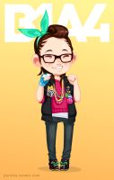 B1A4 - CNU by porotto