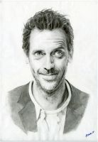 Gregory House by AgaO