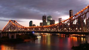 Story Bridge, Brisbane by michelleyo