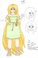 Sif- Reference Sheet by sir-hattington