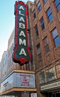 Alabama Theater by stefanirose