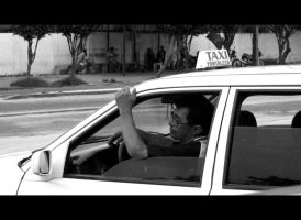 Taxi driver by namioevangelista