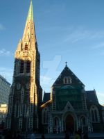 ChristChurch Cathedral by Siiil