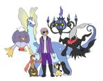 2p!Iceland Pokemon Team by TheClockworkKid