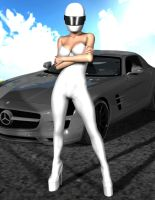 The Stig by 007Fanatic
