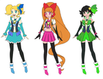 PPG HaChaPrecure by GoddessCureMystic