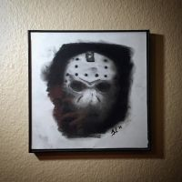 Voorhees was framed by libranchylde