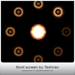 Boot screen 2 by Tedriran by deskmodder