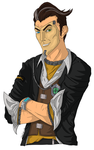 Handsome Jack by JupiterLightning