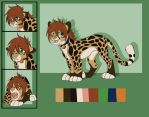 Cheetah Adopt Auction: CLOSED by WingsandFeathers
