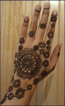 Cellular Henna by A-w0man