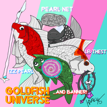 Goldfish Universe - Named by KDVal