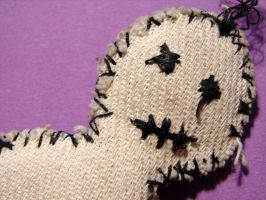 Voodoo Doll 4 by punksafetypin