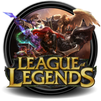 League of Legends - Icon by DaRhymes
