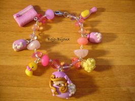 "Bracelet ""Bath Time"" by Bojo-Bijoux"
