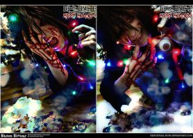 Death Note: Beyond Birthday: Merry Christmas by Redustrial-Ruin
