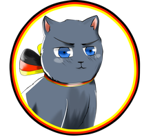 Doitsu Kitten Emblem by SuperMuffin92