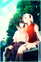 SasuSaku : Memories : by kivi1230