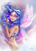 Fairy by canitiem