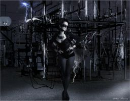 Plug In PinUp by rsiphotography