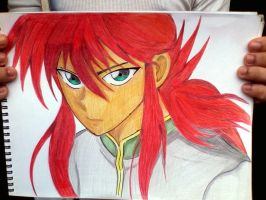 Kurama by GhostH0002