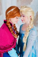 Frozen: Happily Ever After by Ocean-san