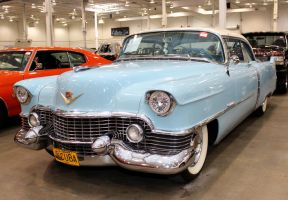 1954 Caddy by boogster11