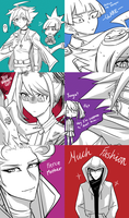Arc-V Weekly Doodles by Boosify