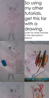 Tutorial: Anime Coloring and Shading by LissieDollx3