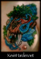 Mata Leao Cover up by KevinHarden
