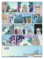 FiM TNtMD - Page 58: The Audience Now Know All by ArofaTamahn