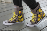 Pikashoes! by Wrennars