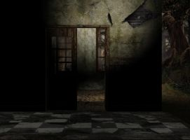 abandoned asylum room 26 by Ecathe