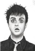 Billie Joe Armstrong by ooAnastasiaoo