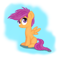 Scootaloo by MachStyle
