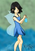 water fairy by Pisces1090