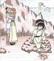 The thorn in Toph's side by blackbirdrose