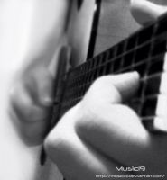 Me Playing by NourhanB