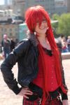 Casual Grell by MFM-Photography